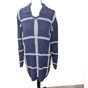 Liz Claiborne Liz & Co Chenille Tunic Sweater